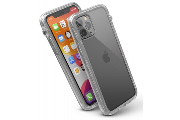Large image of Catalyst Impact Protection Clear Case For iPhone 11 Pro - CATDRPH11CLRS