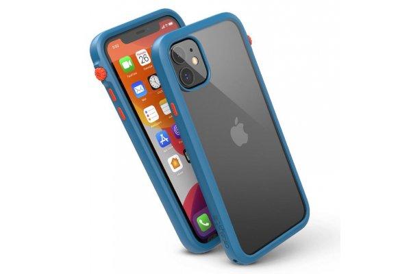 Large image of Catalyst Impact Protection Blueridge/Sunset Case For iPhone 11 - CATDRPH11TBFCM