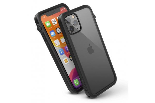 Large image of Catalyst Impact Protection Stealth Black Case For iPhone 11 Pro - CATDRPH11BLKS