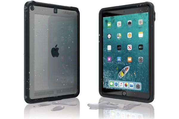 """Large image of Catalyst Stealth Black Waterproof Case For 10.5"""" iPad Air 3rd Gen (2019) - CATIPDAIR3BLK"""