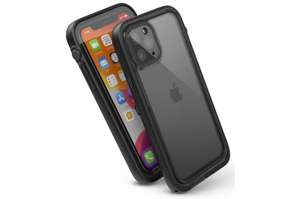 Large image of Catalyst Stealth Black Waterproof Case For iPhone 11 Pro - CATIPHO11BLKS