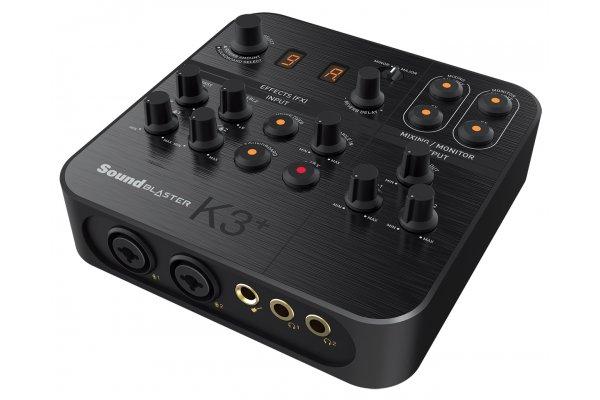 Large image of Creative Labs Sound Blaster K3+ - 70SB172000001