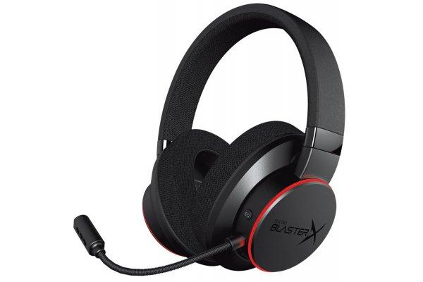 Large image of Creative Labs Sound BlasterX H6 Gaming Headset - 70GH039000000
