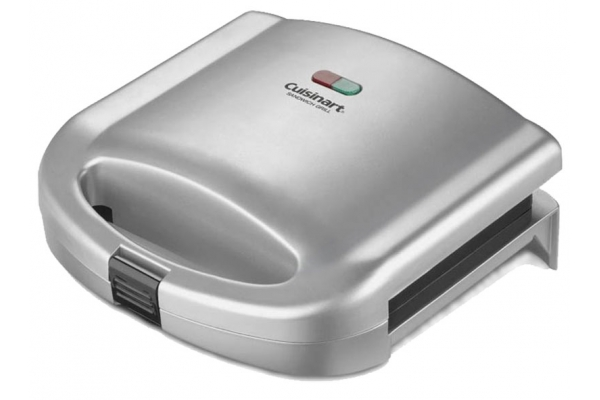 Large image of Cuisinart Electric Sandwich Grill - WMSW2N1