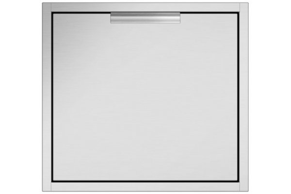 """Large image of DCS 24"""" Stainless Steel Built-In Access Drawers - ADR224"""