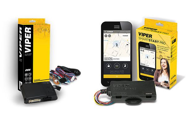 Large image of Viper DS4 Remote Start System with SmartStart Pro Module Package - DEIPACK1