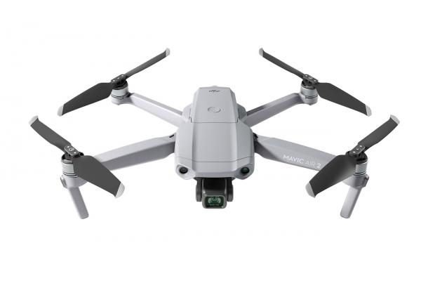 Large image of DJI Mavic Air 2 Drone Fly More Combo (DJI Smart Controller) - CP.MA.00000291.01