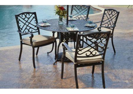 Veranda Classics Harmony Collection 5 PC Dining Set - FG-HAM5DS