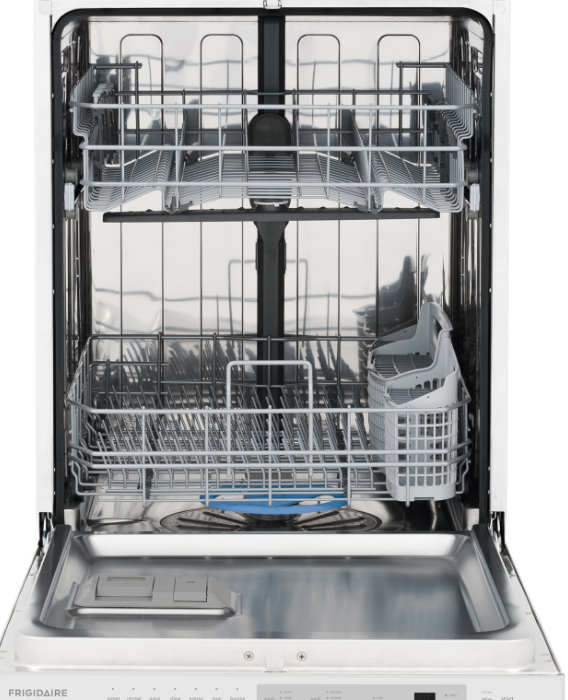 Frigidaire Gallery 24 Quot Stainless Built In Dishwasher