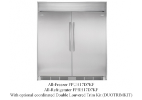 Frigidaire - FPUH17D7KF - Upright Freezers