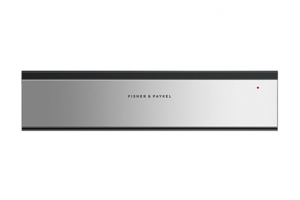 """Large image of Fisher & Paykel 24"""" Series 9 Stainless Steel Warming Drawer - WB24SDEX2"""