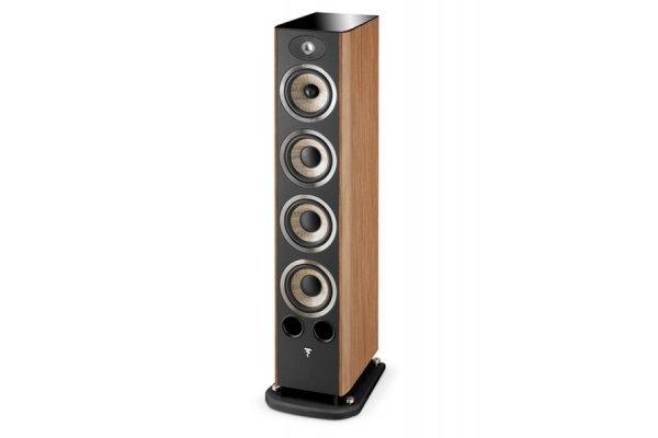 Large image of Focal Aria 936 Prime Walnut 3-Way Floor Standing Loudspeaker (Each) - JMLARIA936PRWA