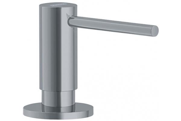 Large image of Franke Satin Nickel Active Soap Dispenser - SD3280