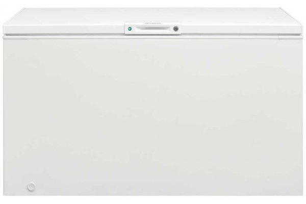 Large image of Frigidaire 14.8 Cu. Ft. White Chest Freezer - FFCL1542AW