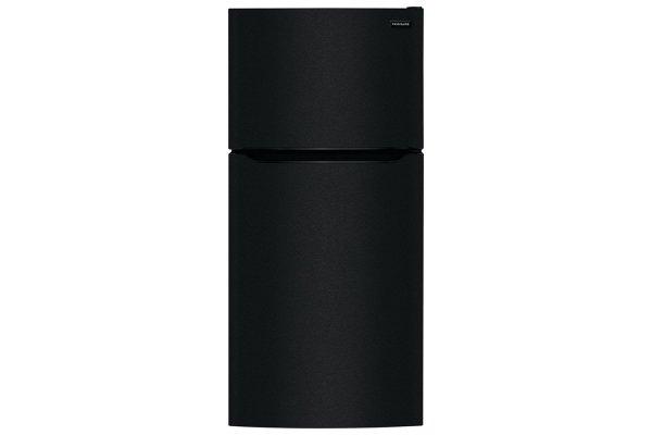 Large image of Frigidaire 18.3 Cu. Ft. Black Top Freezer Refrigerator - FFTR1814WB