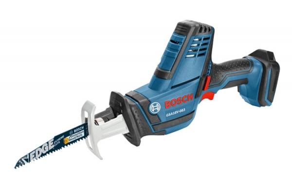 Large image of Bosch Tools 18V Compact Reciprocating Saw (Bare Tool) - GSA18V-083B
