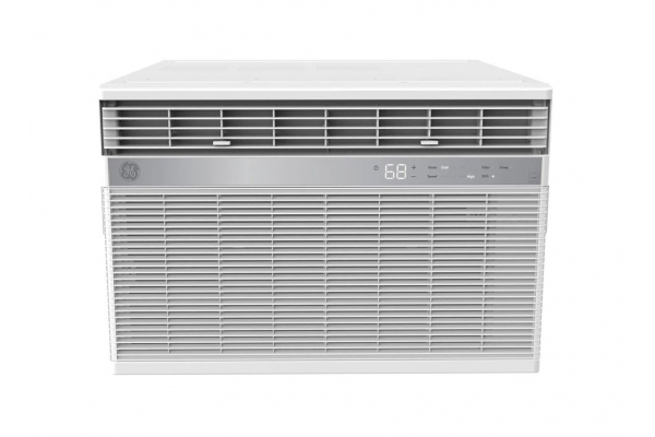 Large image of GE ENERGY STAR 23,500 BTU 9.8 CEER 230V Smart Electronic Window Air Conditioner - AHFK24AA