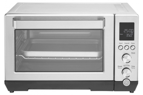 Large image of GE Stainless Steel Quartz Convection Toaster Oven - G9OCABSSPSS