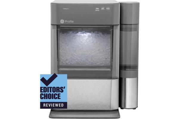 Large image of GE Stainless Steel Opal 2.0 Nugget Ice Maker - XPIO13SCSS