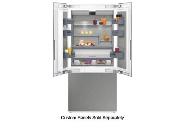 """Large image of Gaggenau Vario 400 Series 36"""" Panel Ready Built-In Fridge-Freezer - RY492705"""