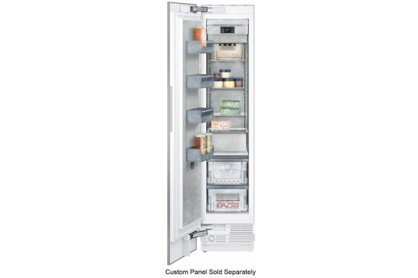 """Large image of Gaggenau Vario 400 Series 18"""" Panel Ready Built-In Freezer - RF411705"""