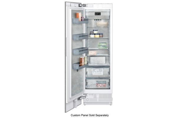 """Large image of Gaggenau Vario 400 Series 24"""" Panel Ready Built-In Freezer - RF461705"""