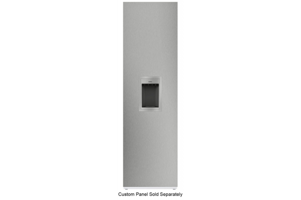 "Large image of Gaggenau Vario 400 Series 24"" Panel Ready Left-Hinge Built-In Freezer With Ice And Water Dispenser - RF463707"