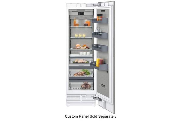 "Large image of Gaggenau Vario 400 Series 24"" Panel Ready Built-In Refrigeration Column - RC462705"