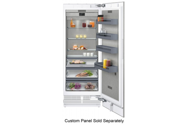 "Large image of Gaggenau Vario 400 Series 30"" Panel Ready Built-In Refrigeration Column - RC472705"