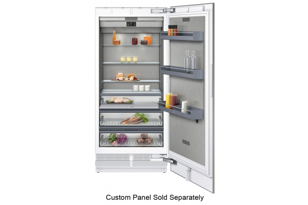 "Large image of Gaggenau Vario 400 Series 36"" Panel Ready Built-In Refrigerator - RC492705"