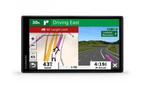 """Large image of Garmin Dezl OTR500 5.5"""" Trucking GPS Navigation System - 010-02603-00"""