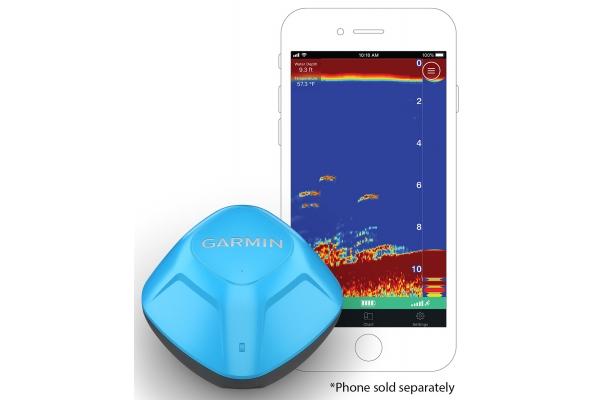 Large image of Garmin STRIKER Cast Smartphone Fishfinder With GPS - 010-02246-02