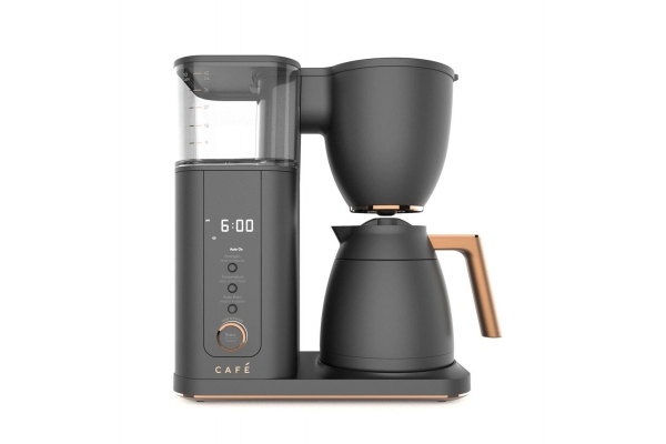 Large image of Cafe Specialty Drip Matte Black Coffee Maker - C7CDAAS3PD3