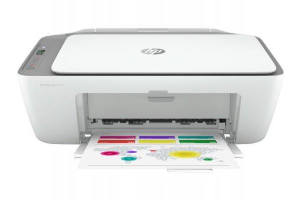 Large image of HP DeskJet 2755e All-in-One Printer - HPDJ2755E