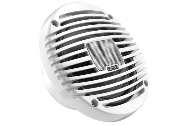 """Large image of Hertz HEX 6.5 M Marine 6.5"""" White Coaxial Speakers (Pair) - HEX6.5 M-W"""