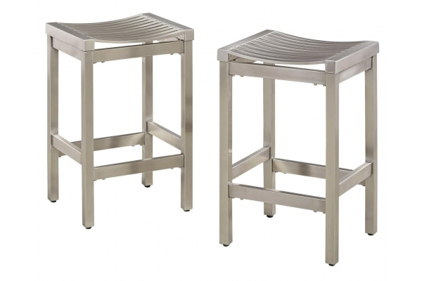 Large image of Homestyles Bold Other Bar Stool (Set Of 2) - 5617-882