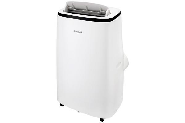Large image of Honeywell Contempo Series 10,000 BTU ASHRAE (7,200 BTU SACC) White Portable Air Conditioner, Dehumidifier & Fan - HJ0HESWK7