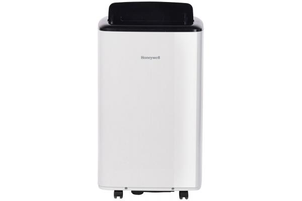 Large image of Honeywell 10,000 BTU White/Black Portable Air Conditioner, Dehumidifier & Fan - HF0CESWK6
