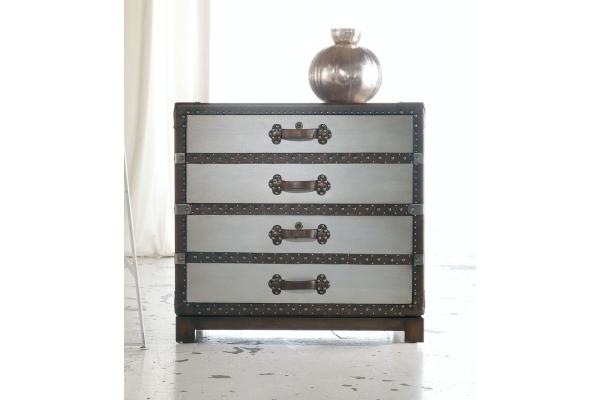 Large image of Hooker Furniture Home Office Melange Bondurant Lateral File - 638-10003