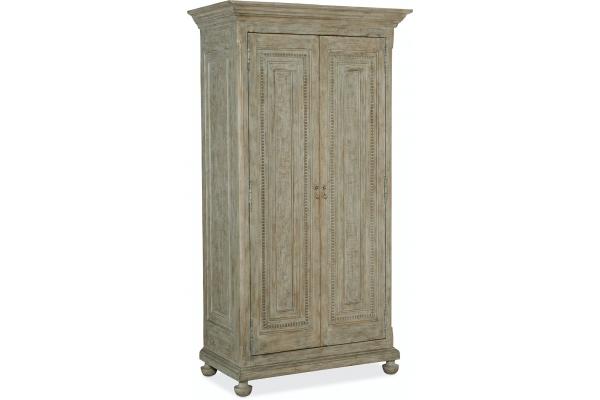 Large image of Hooker Furniture Living Room Alfresco Rocco Wardrobe - 6025-90013-80