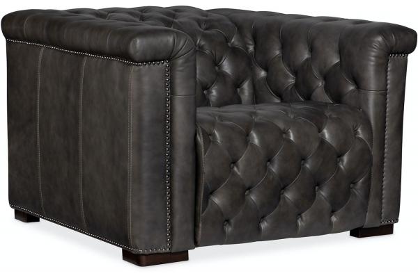 Large image of Hooker Furniture Living Room Savion Grandier Power Recliner W/ Power Headrest - SS434-P1-096