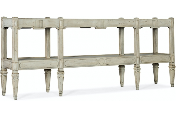 Large image of Hooker Furniture Living Room Vera Cruz Accent Console Table - 6005-85001-02