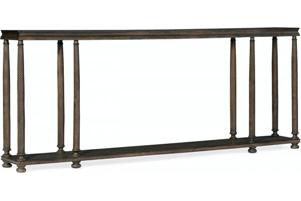 Large image of Hooker Furniture Living Room Vera Cruz Console Table - 6005-85003-85