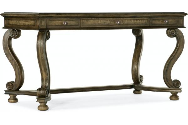 Large image of Hooker Furniture Home Office Vera Cruz Writing Desk - 6005-10458-85