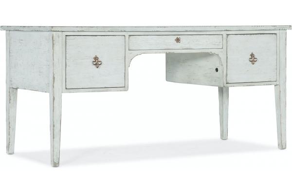 Large image of Hooker Furniture Living Room Alfresco Arturo Writing Desk - 6025-10458-02