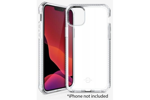 "Large image of ITSKINS Spectrum Clear Transparent Case For Apple iPhone 12/12 Pro 6.1"" - AP3P-SPECM-TRSP"