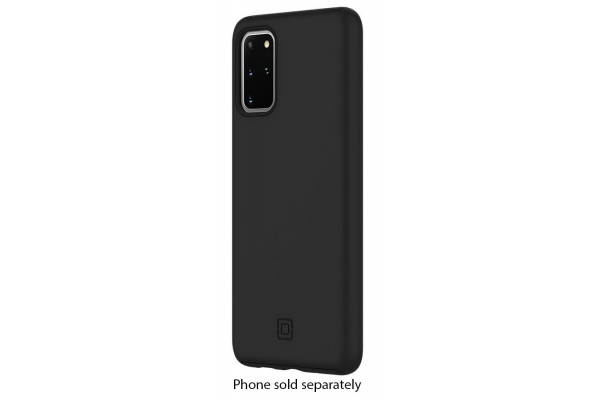 Large image of Incipio DualPro Black Case For Samsung Galaxy S20+ - SA-1034-BLK