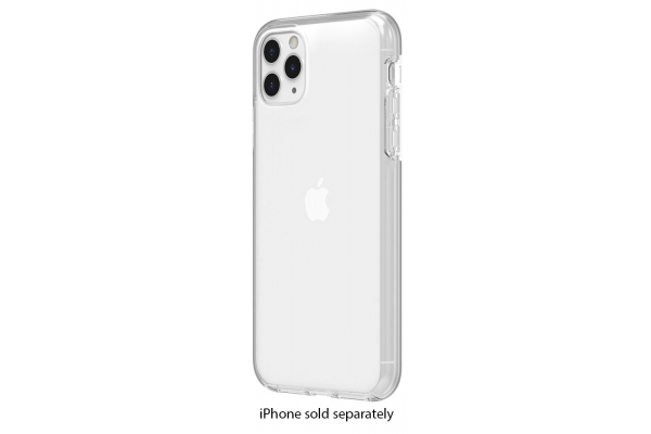 Large image of Incipio DualPro Clear Case For iPhone 11 Pro Max - IPH-1853-CLR