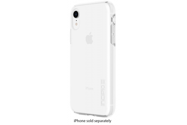 Large image of Incipio DualPro Clear Case For iPhone XR - IPH-1748-CLR