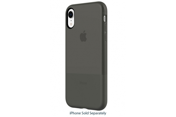 Large image of Incipio NGP Black Case For iPhone XR - IPH-1751-BLK